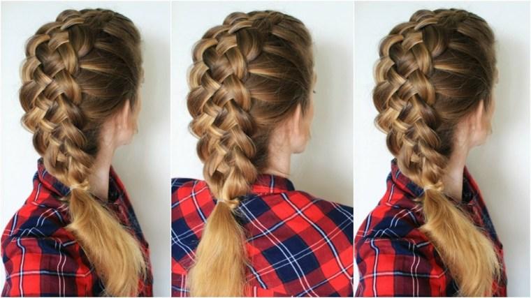 Peinados Faciles Paso A Paso Ideas Sencillas Y Rapidas