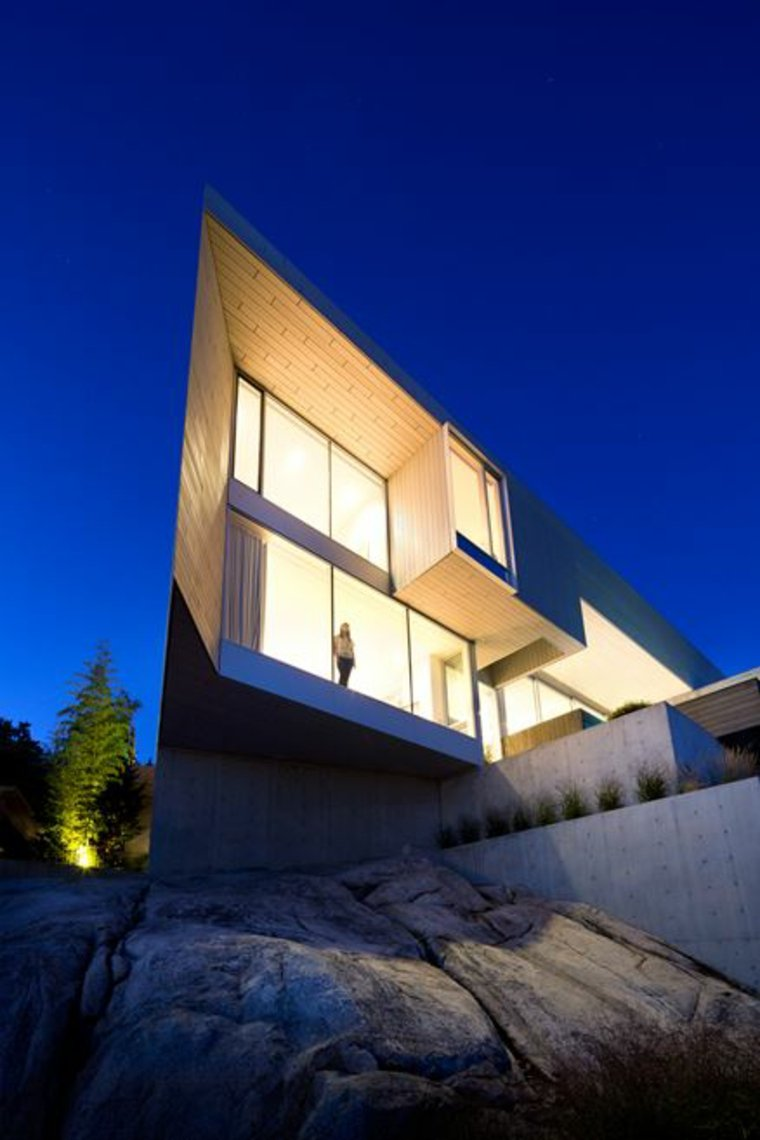 arquitectura moderna casa