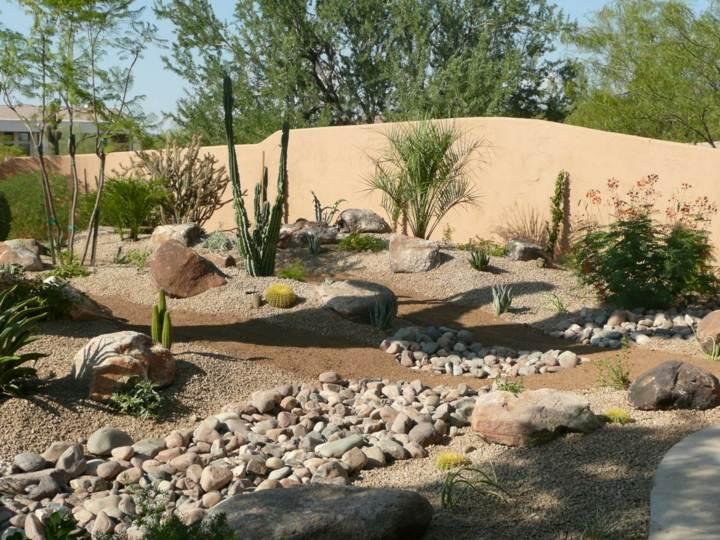 ambientaciones simples conceptos jardineras