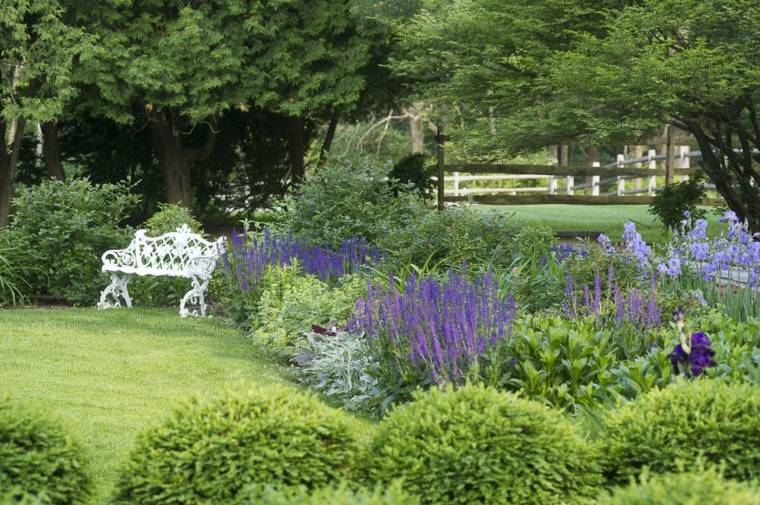 Jardines de ensueño - ideas para un ambiente de cuento de hadas -
