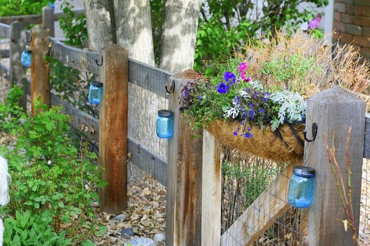 Decorar jardin barato con ideas efectivas de gran belleza Jardines verticales baratos