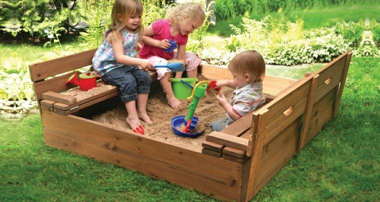 ideas para construir un parque infantil
