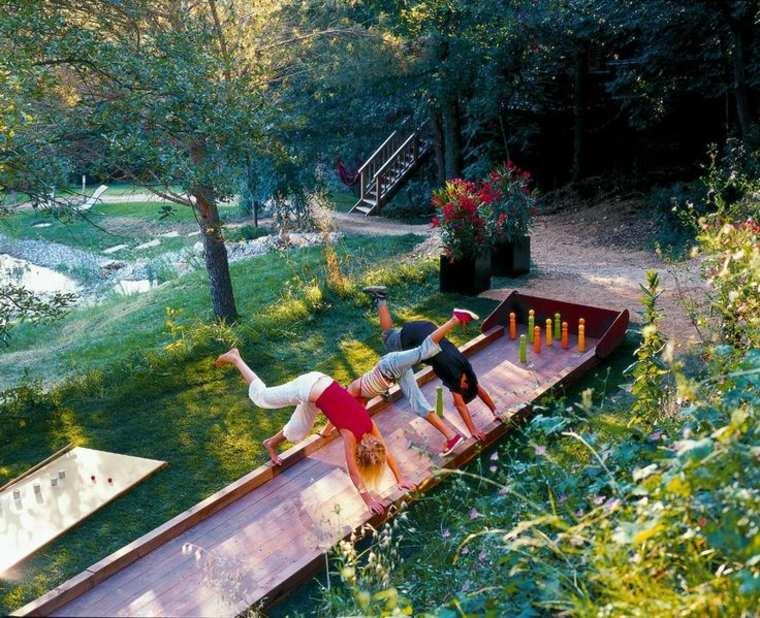 ideas parque infantil