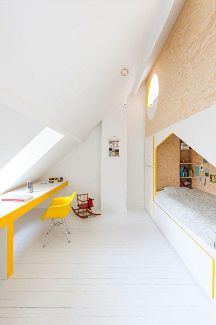dormitorios infantiles muebles-condiciones
