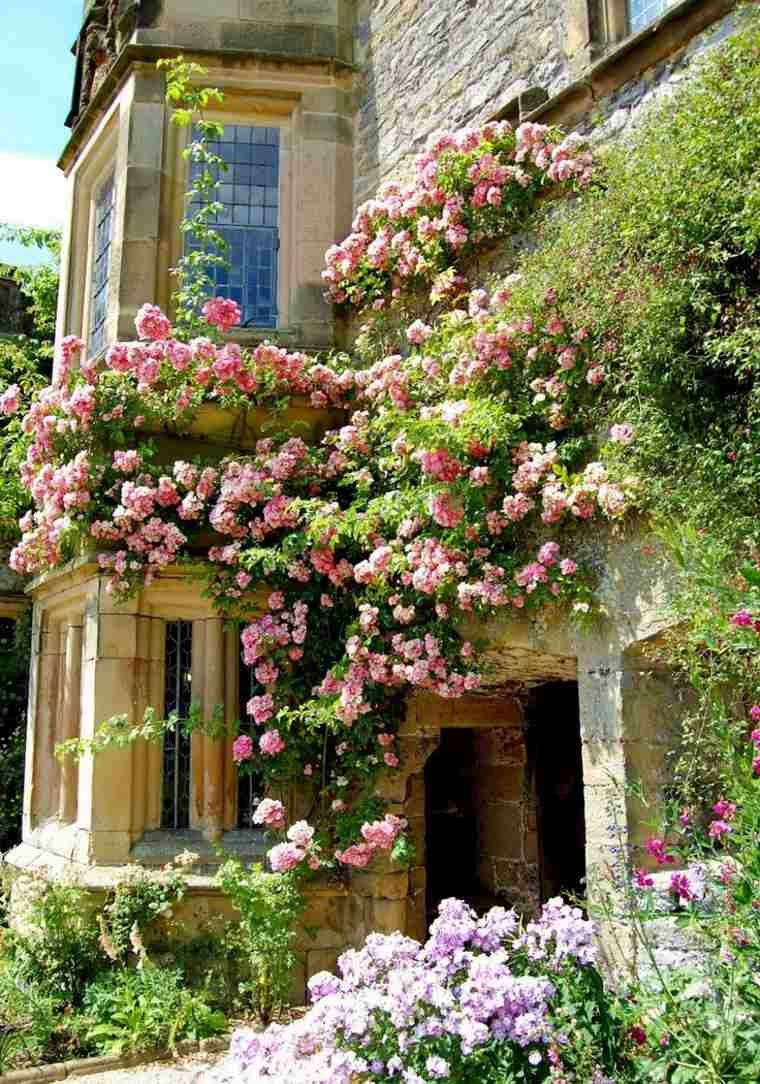 flores fachada