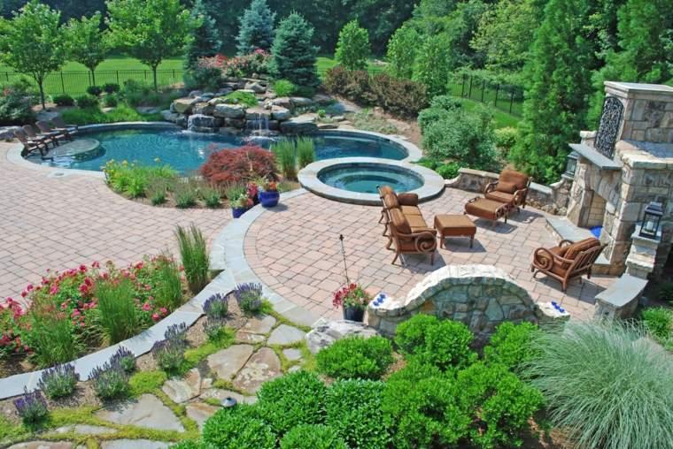 ideas para arreglar un jardín-kane-landscapес
