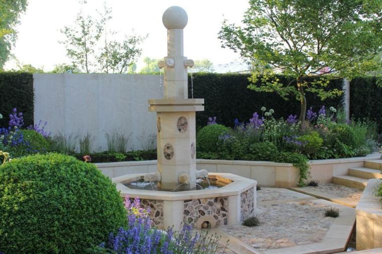 jardines bonitos muestras-colores-ideales