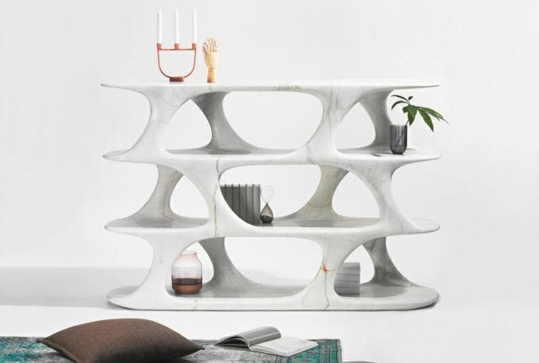 marmol moiliario especial-concepto-moderno