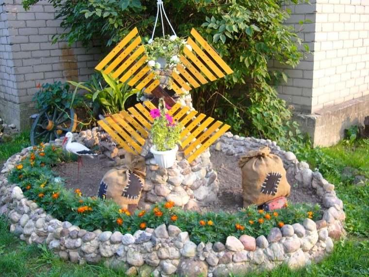 Decoración De Jardines 25 Ideas De Accesorios Precioso