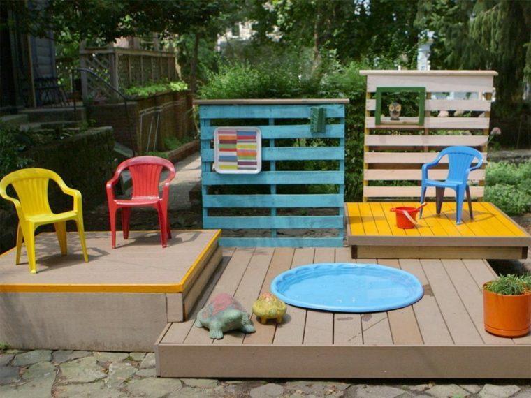plataforma infantil