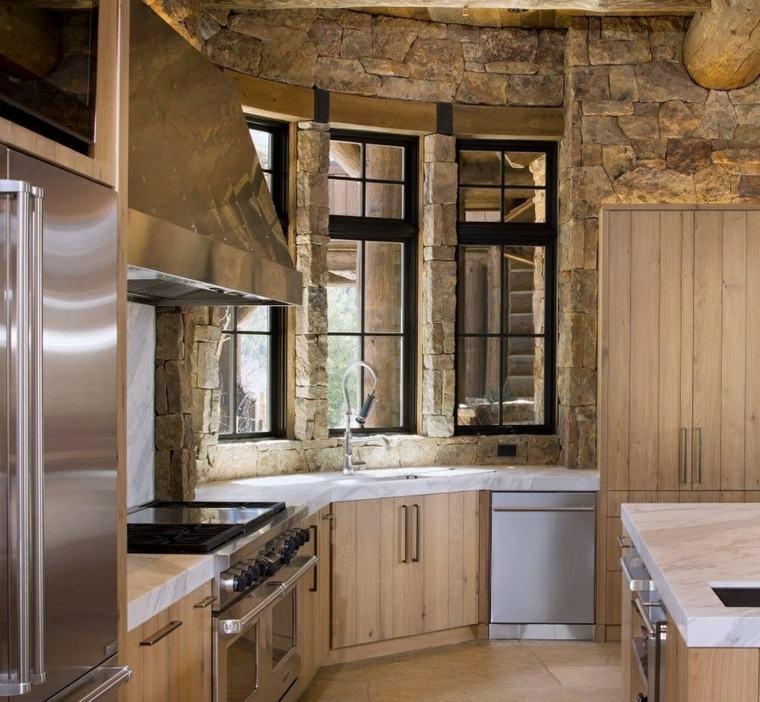 revestimiento-cocina-paredes-piedra-estilo-moderno