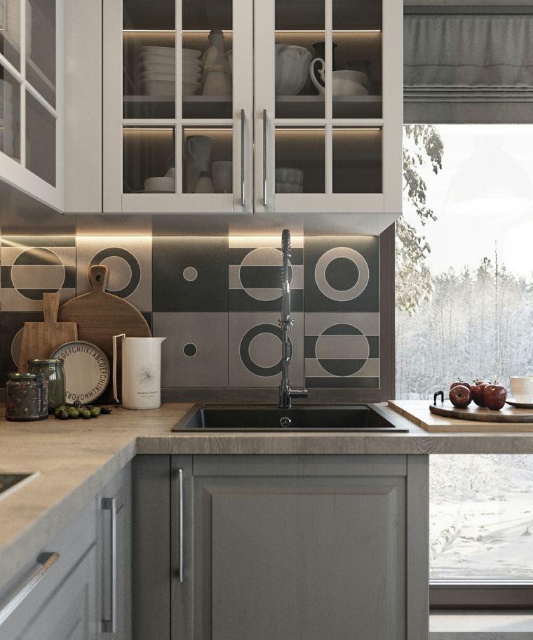 revestimiento-pared-cocina-losas-grices-diseno-cocina