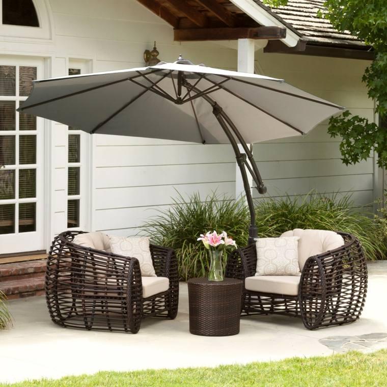 sombrillas jardín-terraza-contemporaneo-esytilo
