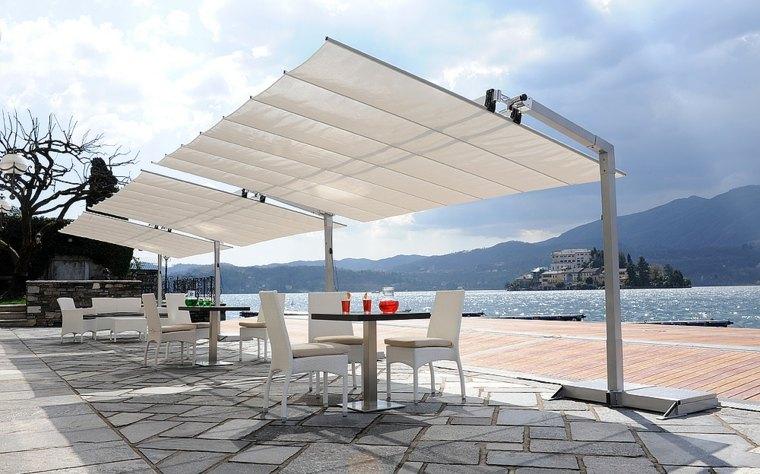 sombrillas jardín-terraza-diseno-flexible
