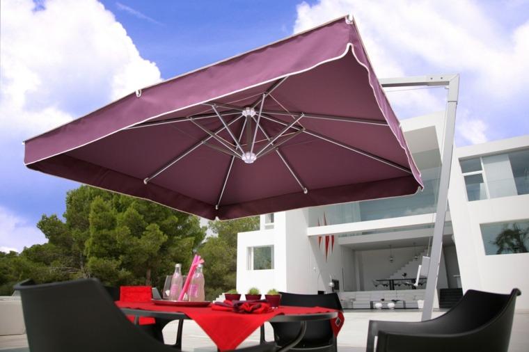 sombrillas jardín-terraza-diseno-michael-caravita