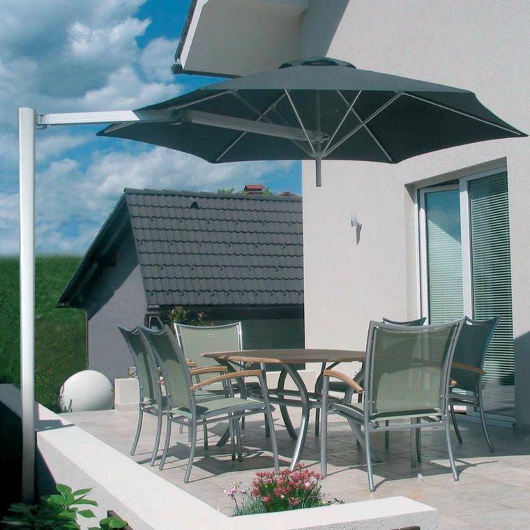 sombrillas jardín-terraza-pie-original-moderno