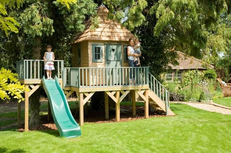 casita de jardín para niños