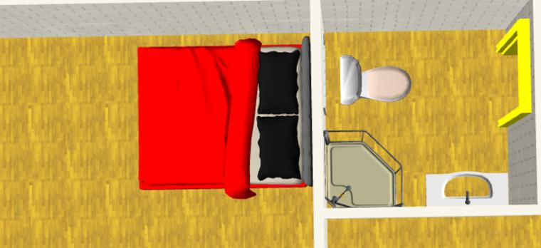 feng shui para la orientacion de cama
