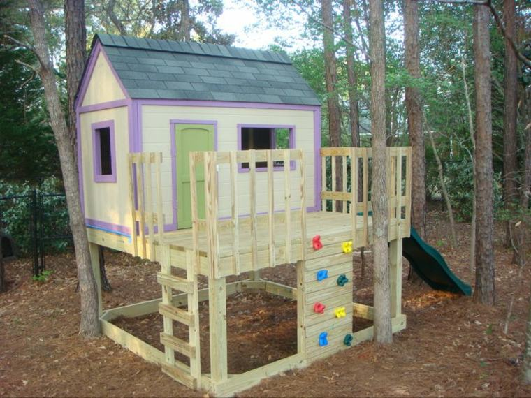 Casitas de jardin para ni os originales ideas for Casitas infantiles jardin carrefour
