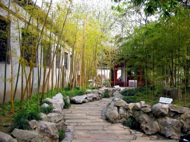consejos para diseñar jardines Zen