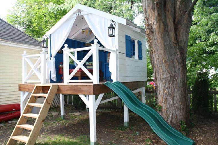 bonitas casitas de madera
