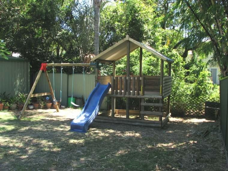 ideas para casitas de madera