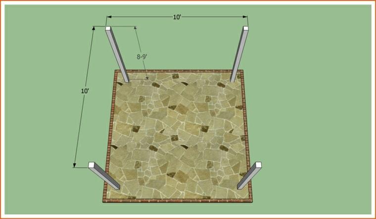 cómo hacer pérgola de madera-paso-4