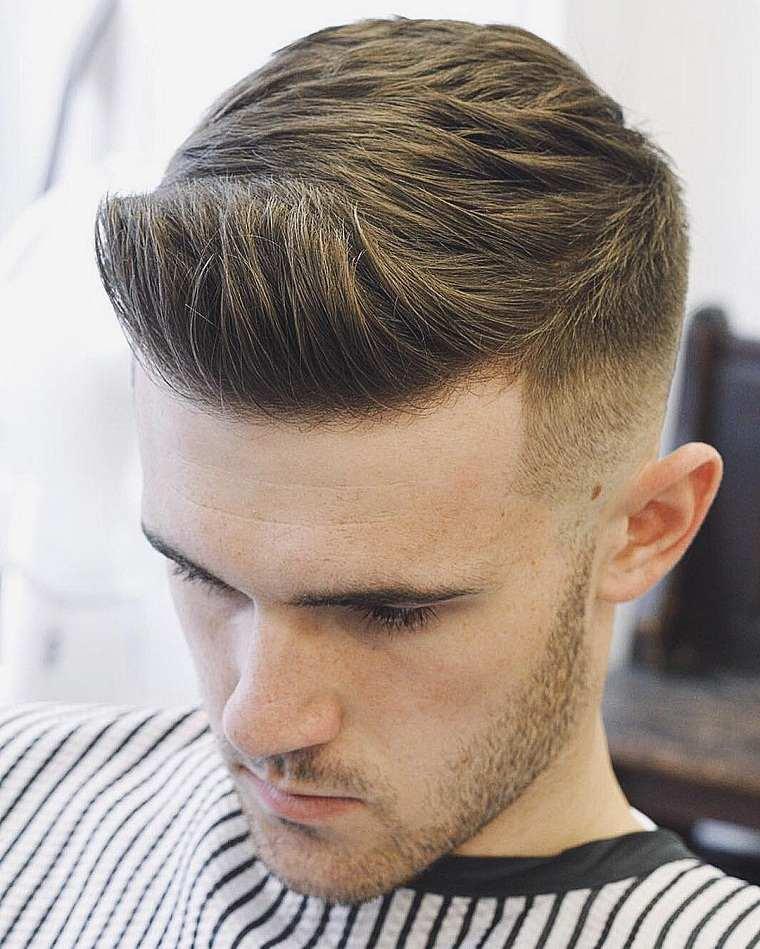 cortes pelo hombre tendencias moda hobre - Cortes De Pelo Caballero