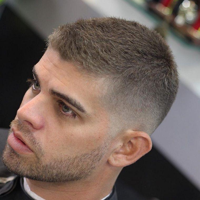 cortes de pelo hombre tendencias pelo corto - Cortes De Pelo Hombres