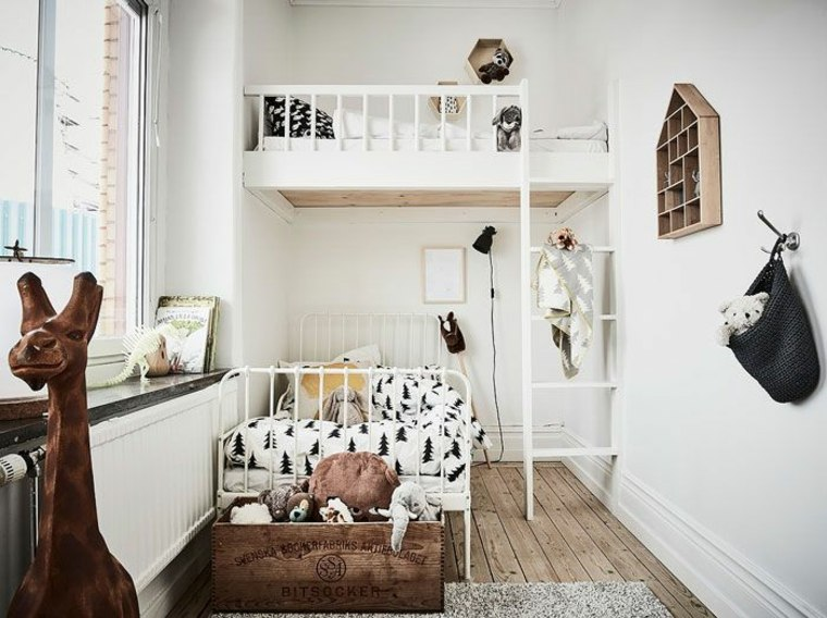 diseños de dormitorios infantiles originales