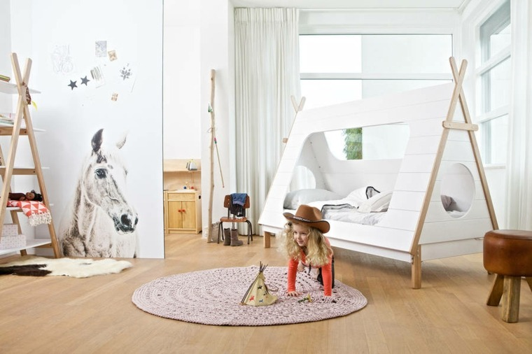 Habitaciones infantiles originales y modernas