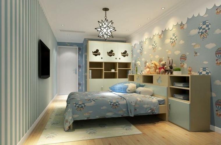 diseños de habitaciones modernas