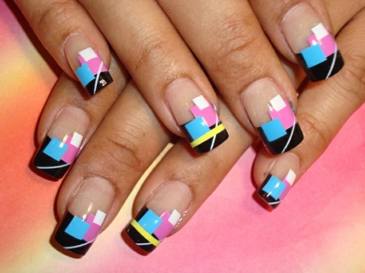 diseños de uñas conceptos especiales verano