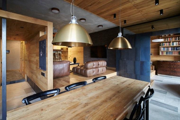 interiores modernos de diseño