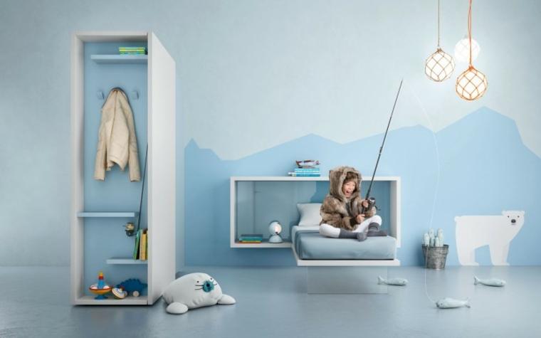 cuartos infantiles originales