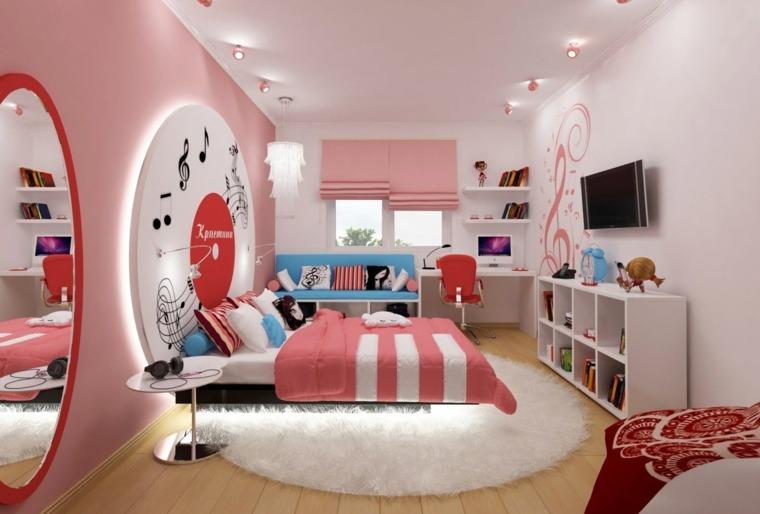 dormitorios-juveniles-decoracion-chicas