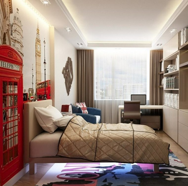 dormitorios juveniles-estrechos-largos