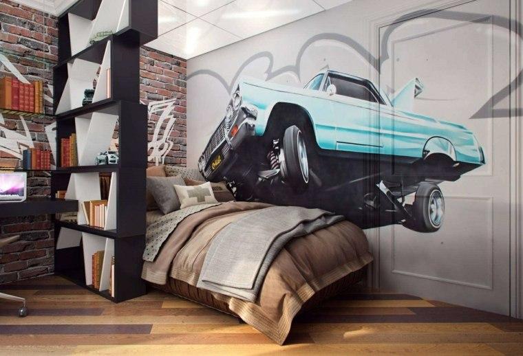 dormitorios-modernos-juveniles-separar-espacios
