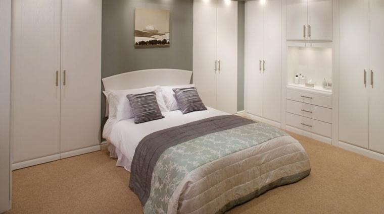 espacio comodo para dormitorios