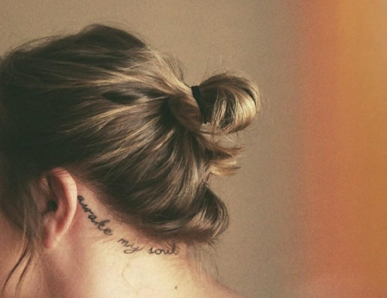 frases  tatuar una forma de decorar el cuerpo