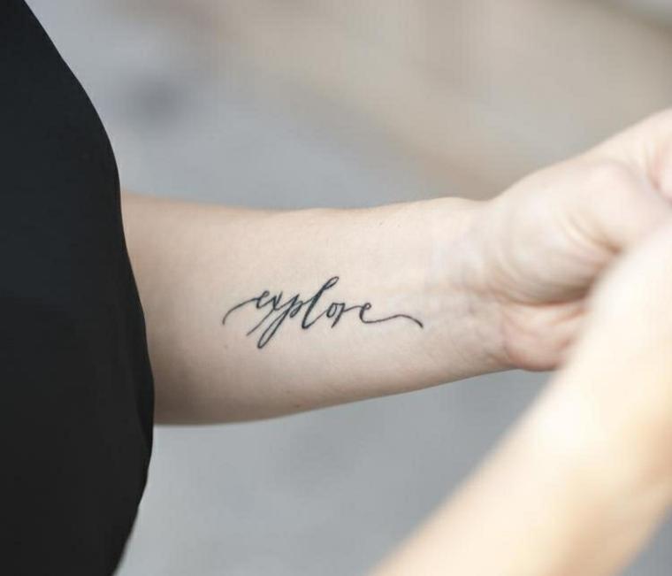 Frases Para Tatuar Una Forma De Decorar El Cuerpo Con Palabras - Frases-positivas-para-tatuajes