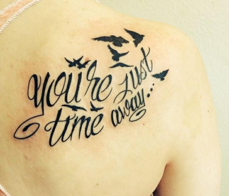 frases para tatuar hombro