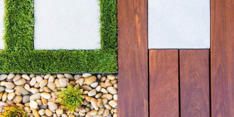 ideas para jardines Zen exteriores
