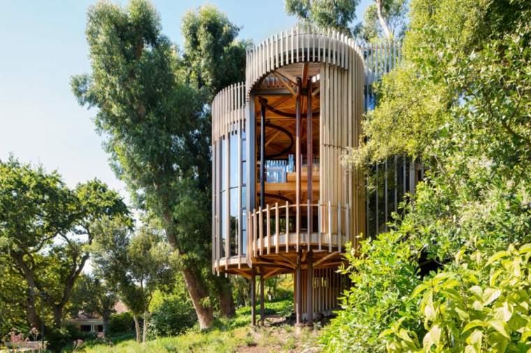 La casa en el arbol de diseño lujoso en Ciudad del Cabo -