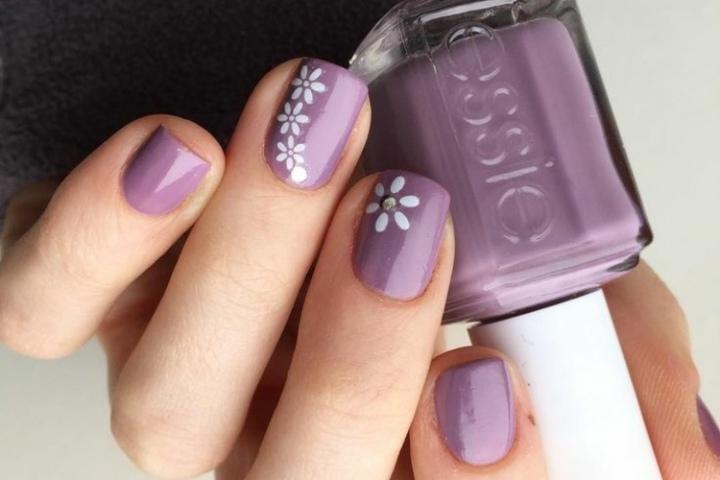 Diseños de uñas las mejores propuestas para la primavera y el verano