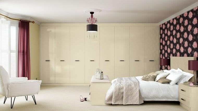 paredes acento habitaciones modernas