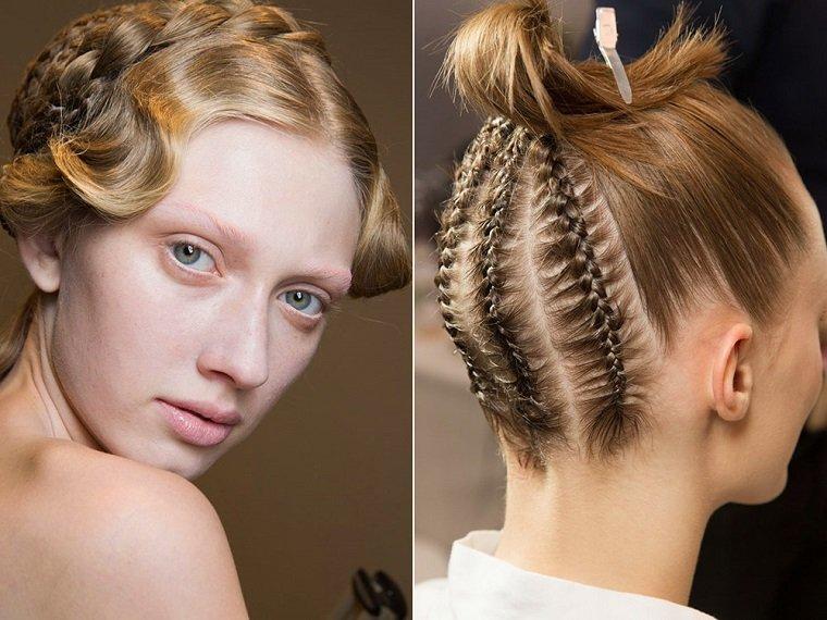 Peinados de moda para el verano tendencias 2017 - Peinados actuales de moda ...