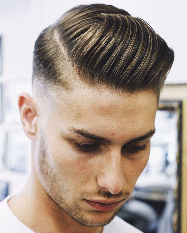 Peinados Modernos Hombre Las Tendencias Para El 2017 - Peinados-modernos-para-hombres