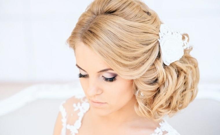 peinados para bodas-opciones-estilo