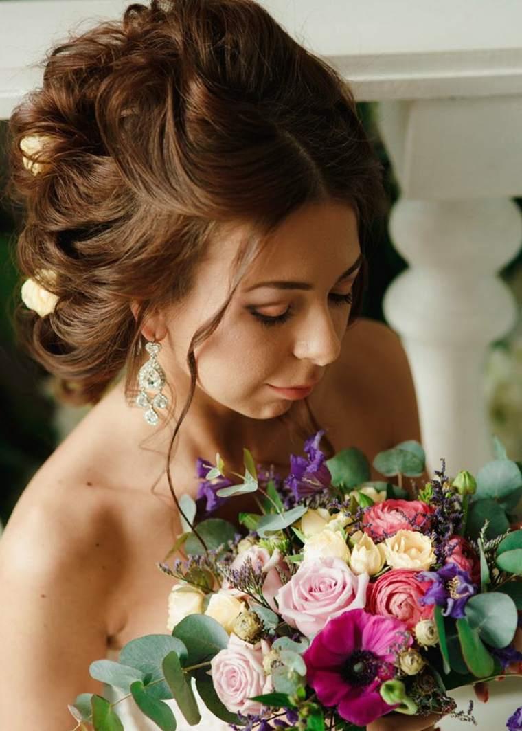 peinados para bodas-pelo-recogido